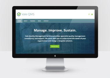 Wordpress website new business design